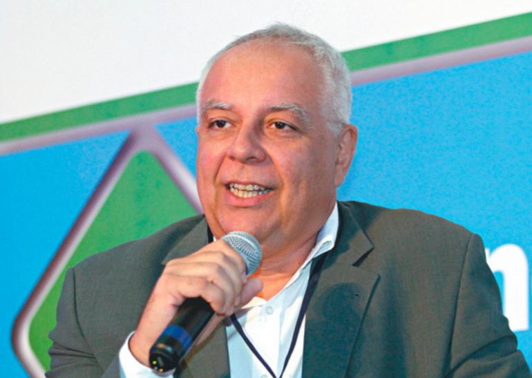 Jornalista Sérgio Costa (Foto: Evandro Veiga)