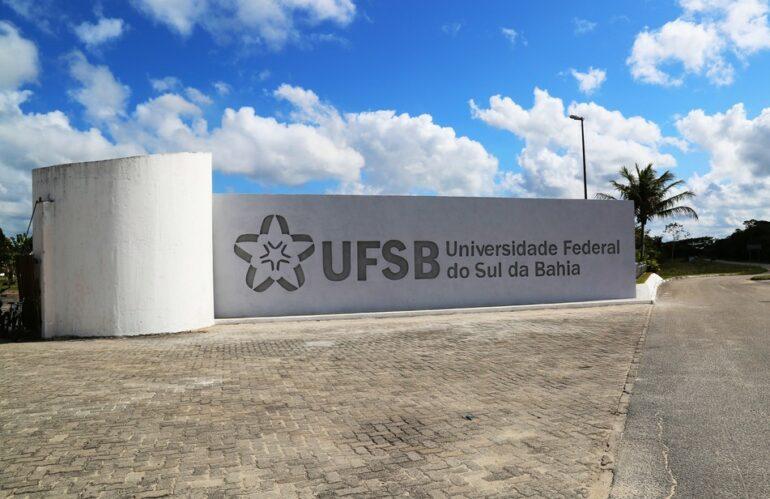 Campus de Porto Seguro da Universidade Federal do Sul da Bahia — Foto: Divulgação/ UFSB